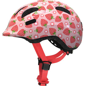 ABUS Smiley 2.1 Helmet Kids rose strawberry